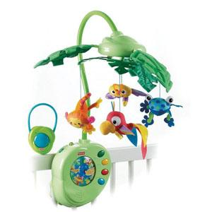 Fisher-Price Rainforest Peek-A-Boo Leaves