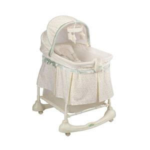 Kolcraft Cuddle N Care 2-in-1 Bassinet