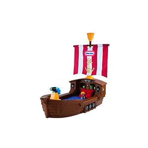 Little Tikes Pirate Ship Toddler Bed review