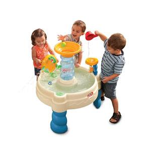 Little Tikes Spiraling' Seas Waterpark Play Table