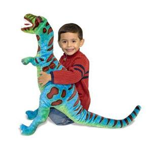 Melissa and Doug giant T-rex dinosaurs
