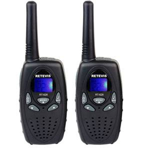 Retevis RT628 VOX UHF Portable 22 Channel FRS