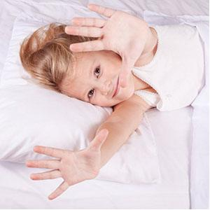 SlumberLux Toddler Pillow