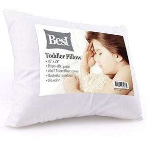TODDLER PILLOW (13x18)No Pillowcase Needed